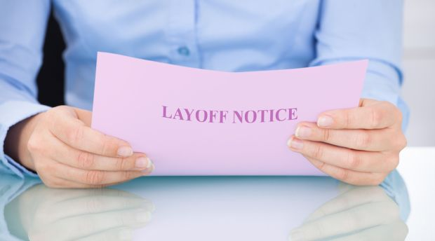What should you do after a layoff?
