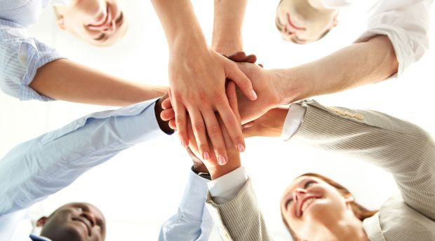Working Together as a Team with Your Co-workers and Getting Along with them is Important