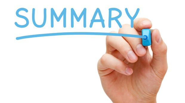 Creating a Compelling Summary Statement