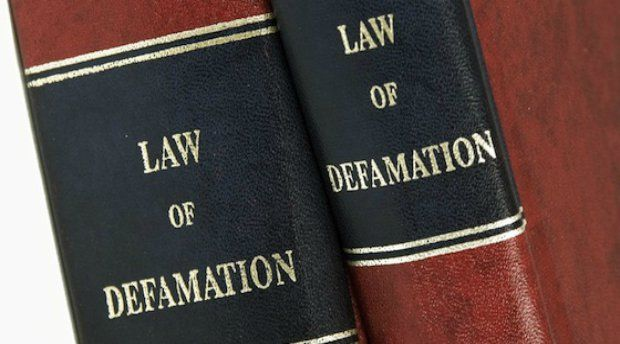 defamation lawsuits