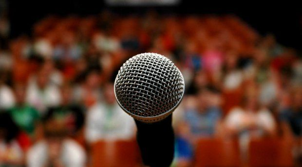 Treat Interviews Like Public Speaking Engagements