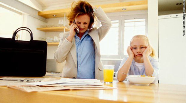 Back-to-School Brings Unnecessary Stress for Working Parents