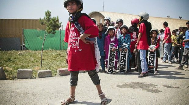Skateistan, Not a Typical Volunteering Opportunity