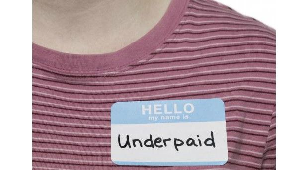 Signs You Aren't Being Paid Enough at Work