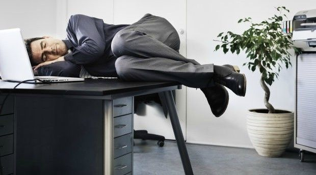 Naps Lead to Increased Productivity