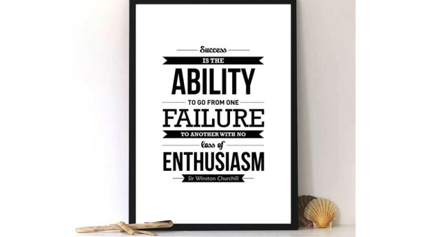 Quote Posters to Add Inspiration to Your Office Wall