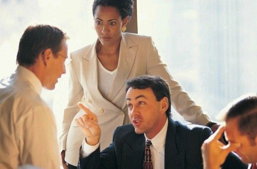 How to Deal with a Hostile Work Situation