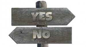 Yes-No Choice