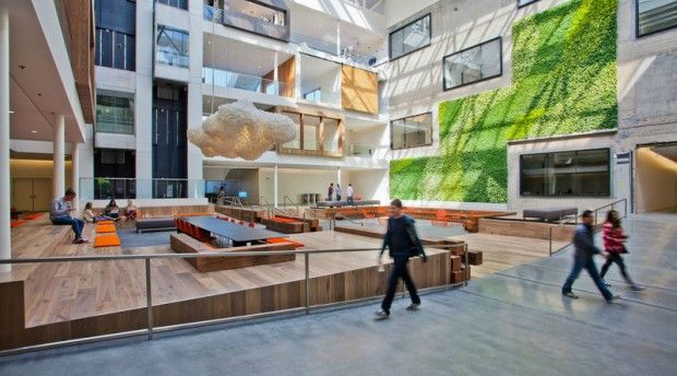 2015's Coolest Office Spaces