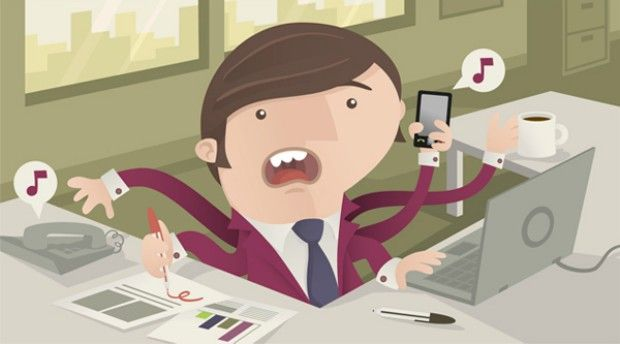 11 Differences between Being Busy and Productive