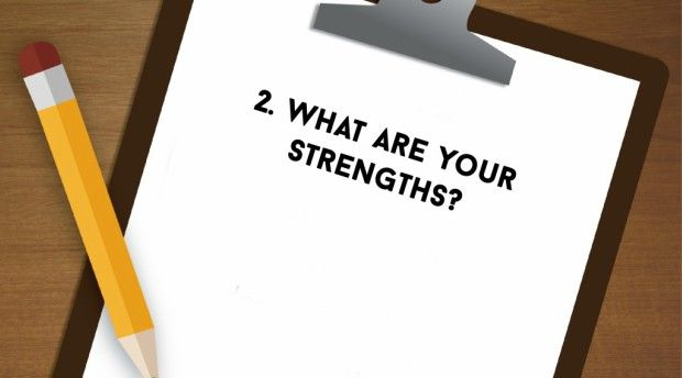 "Answer ""What Are Your Strengths"" with Ease"