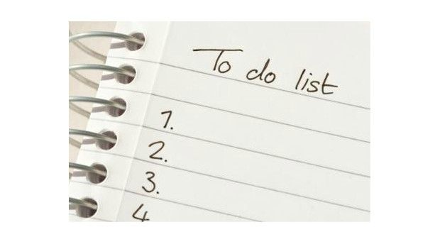 Make These 5 Other To-Do Lists