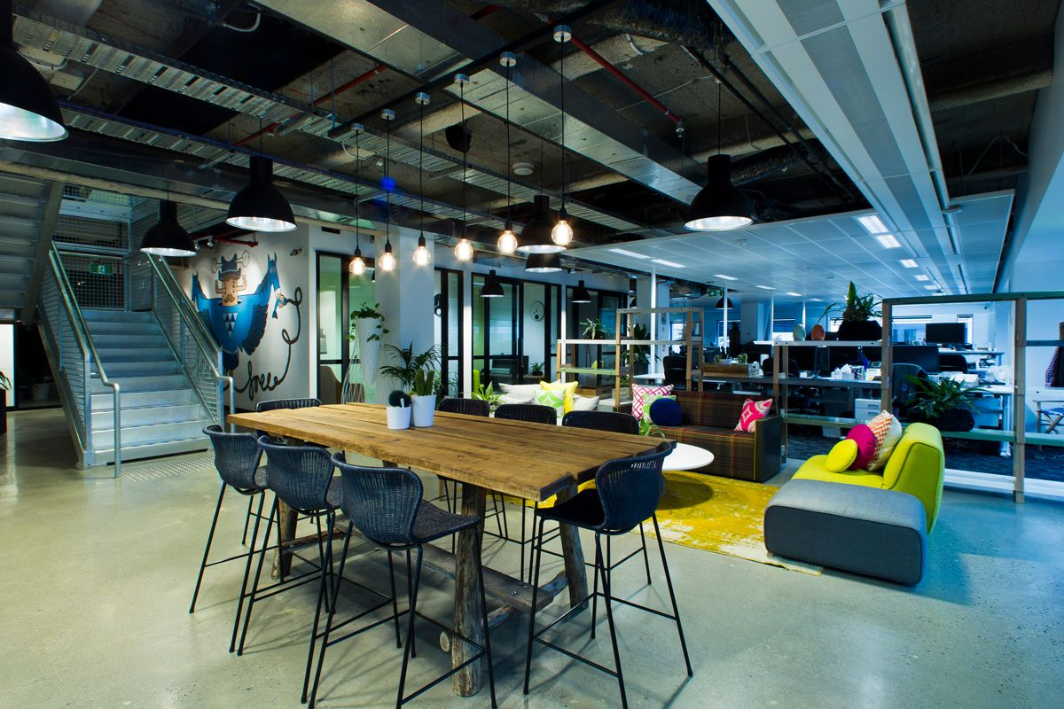 10 Companies With Cool Offices Granted Blog