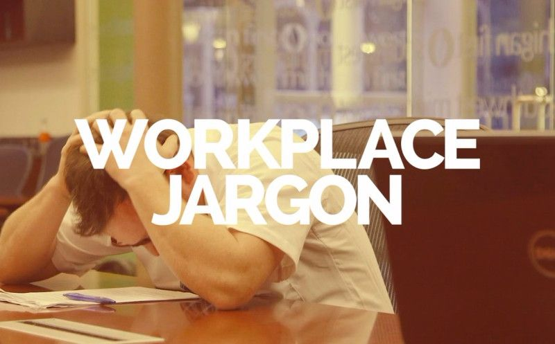 workplace jargon